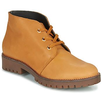 Cipők Női Csizmák Casual Attitude NIBELLULE Teve