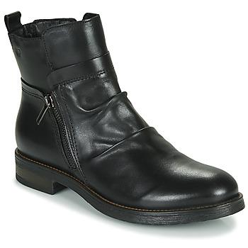 Cipők Női Csizmák Casual Attitude NERMITE Fekete