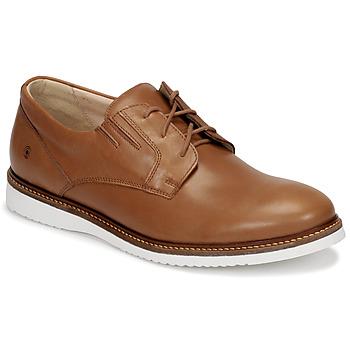 Cipők Férfi Oxford cipők Casual Attitude NOCCINEL Barna