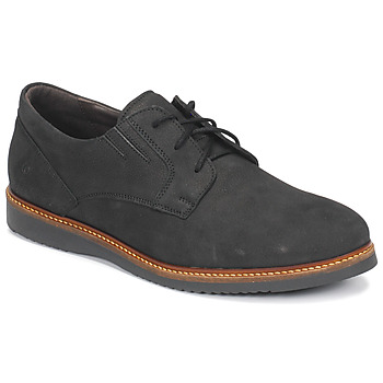 Cipők Férfi Oxford cipők Casual Attitude NOCCINEL Fekete
