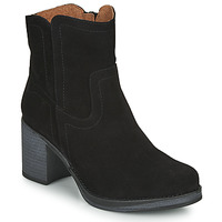 Cipők Női Bokacsizmák Casual Attitude NIGALE Fekete