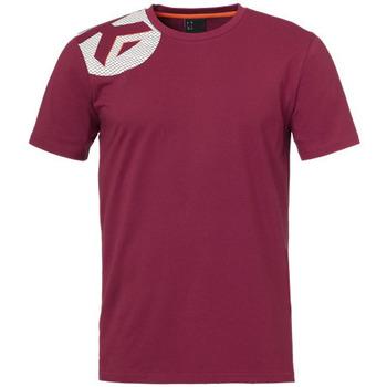Ruhák Fiú Rövid ujjú pólók Kempa T-shirt  Core 2.0 rouge