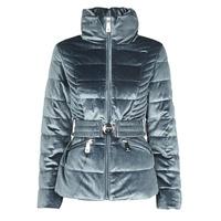 Ruhák Női Steppelt kabátok Guess THEODORA Szürke / Kék