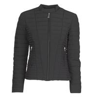 Ruhák Női Steppelt kabátok Guess VONA Fekete