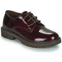 Cipők Lány Oxford cipők Citrouille et Compagnie NALIME Bordó