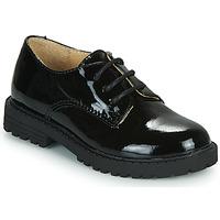 Cipők Lány Oxford cipők Citrouille et Compagnie NALIME Fekete