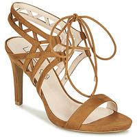 Cipők Női Szandálok / Saruk Les Petites Bombes MACHA Teve