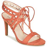 Cipők Női Szandálok / Saruk Les Petites Bombes MACHA Korall