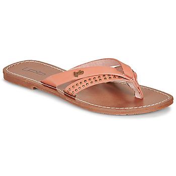 Cipők Női Szandálok / Saruk Les Petites Bombes PETRA Rózsaszín