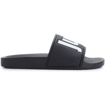 Cipők Női strandpapucsok Roberto Cavalli  Fekete