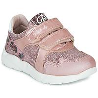 Cipők Lány Rövid szárú edzőcipők Pablosky 285279 Rózsaszín
