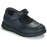 Cipők Lány Balerina cipők  Pablosky 334020 Kék