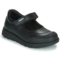 Cipők Lány Balerina cipők  Pablosky 334210 Fekete