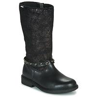 Cipők Lány Városi csizmák Pablosky 488012 Fekete