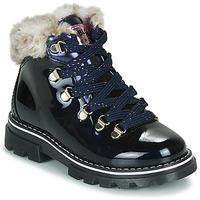 Cipők Lány Csizmák Pablosky 489629-J Kék