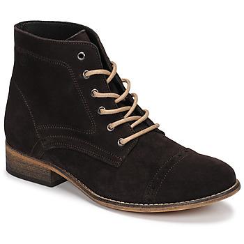 Cipők Női Csizmák Betty London FOLIANE Barna