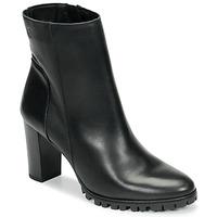 Cipők Női Bokacsizmák Betty London NOHIME Fekete