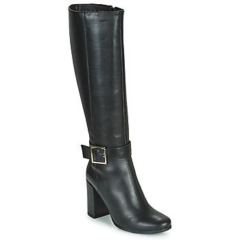 Cipők Női Városi csizmák Betty London NALOU Fekete