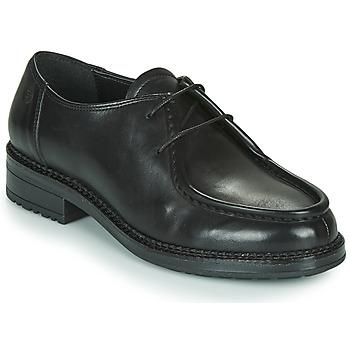 Cipők Női Oxford cipők Betty London NAMISS Fekete