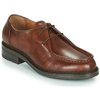 Cipők Női Oxford cipők Betty London NAMISS Barna