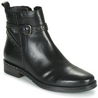 Cipők Női Csizmák Betty London NORIA Fekete