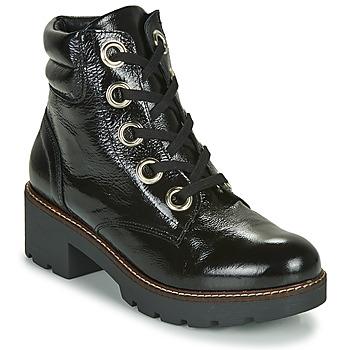 Cipők Női Csizmák Betty London NAULINE Fekete