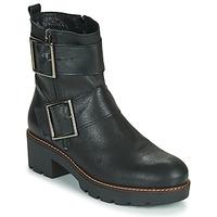 Cipők Női Csizmák Betty London NARGOT Fekete