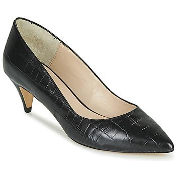 Cipők Női Félcipők Betty London NORIANE Fekete