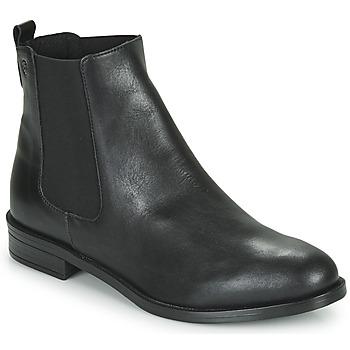 Cipők Női Csizmák Betty London NIDOLE Fekete