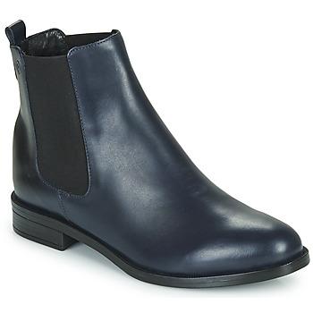 Cipők Női Csizmák Betty London NIDOLE Tengerész