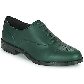 Cipők Női Bokacipők Betty London NADIE Zöld