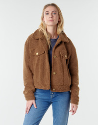 Ruhák Női Kabátok / Blézerek Vila VIABBI Teve