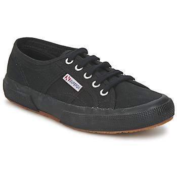 Cipők Rövid szárú edzőcipők Superga 2750 COTU CLASSIC Fekete