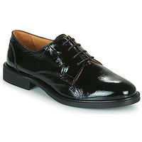 Cipők Női Oxford cipők Emma Go FRIDA Fekete