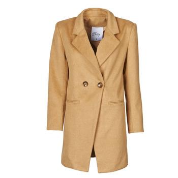 Ruhák Női Kabátok Betty London LORDLY Bézs