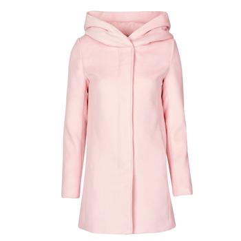 Ruhák Női Kabátok Moony Mood NANTE Rózsaszín