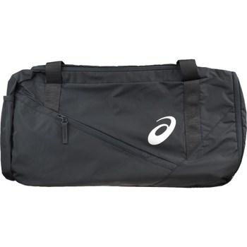 Táskák Utazó táskák Asics Duffle M Bag Grafitowe