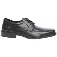 Cipők Férfi Oxford cipők Rieker B081200 Fekete
