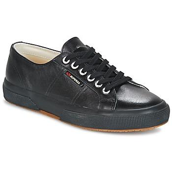 Cipők Rövid szárú edzőcipők Superga 2750 FGLU Fekete