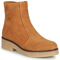 Cipők Női Csizmák Chie Mihara YETI Teve