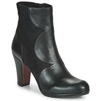 Cipők Női Bokacsizmák Chie Mihara CAREL Fekete