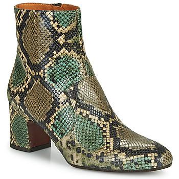 Cipők Női Bokacsizmák Chie Mihara NERINA Hüllő
