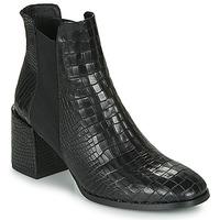 Cipők Női Bokacsizmák Fericelli NONUTS Fekete
