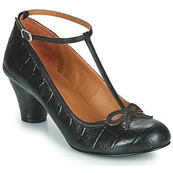 Cipők Női Félcipők Cristofoli MUNSTI Fekete
