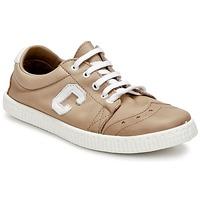 Cipők Lány Rövid szárú edzőcipők Chipie SAVILLE Bézs