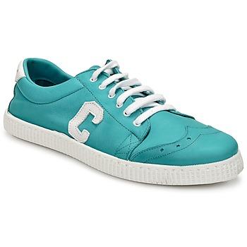 Cipők Női Rövid szárú edzőcipők Chipie SAVILLE Türkiz