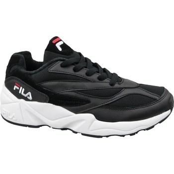 Cipők Női Rövid szárú edzőcipők Fila Wmn Venom Low Fekete