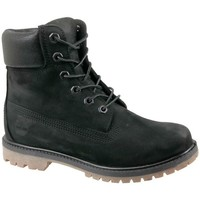 Cipők Női Magas szárú edzőcipők Timberland 6 IN Premium Boot W Czarne
