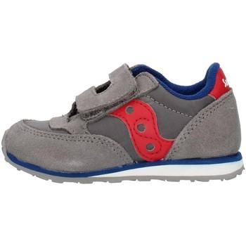 Cipők Fiú Rövid szárú edzőcipők Saucony SL259641 Grey