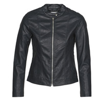 Ruhák Női Bőrkabátok / műbőr kabátok JDY JDYSTORMY Fekete